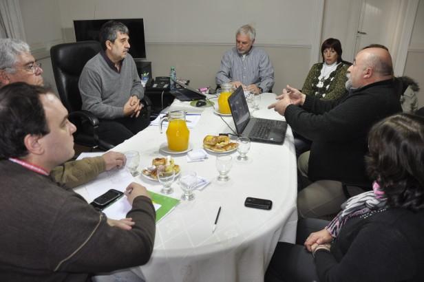Se continúa trabajando en el Plan Estratégico Municipal de Manejo de Emergencias