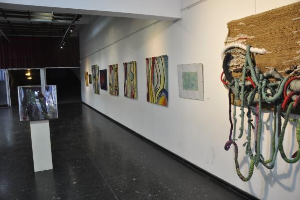 """Cecilia Castro expuso su Muestra """"Los Diferentes"""" en el Edificio """"6 de Julio"""""""