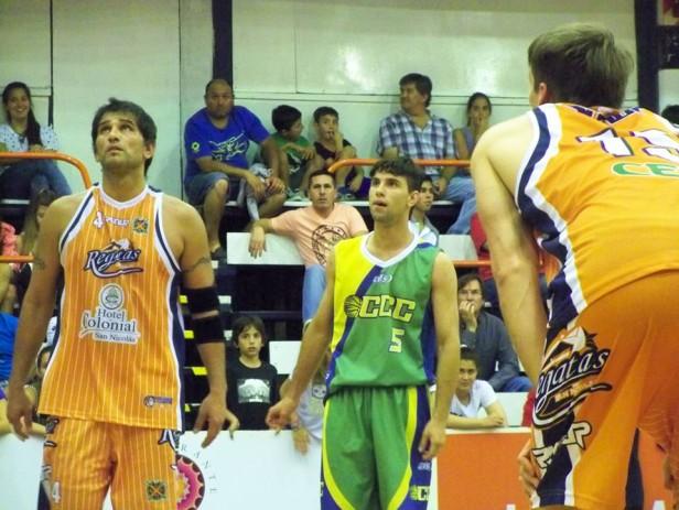 Básquetbol en Club Ciudad de Campana