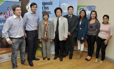 Campana recibirá a un Voluntario de JICA especializado en Educación Ambiental