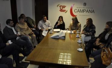 Ultiman detalles de la celebración del 130º Aniversario de Campana