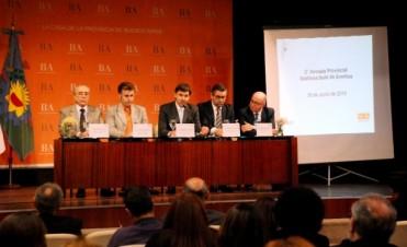 Campana participó de las II Jornadas de Turismo de Reuniones  en la Casa de la Provincia de Buenos Aires
