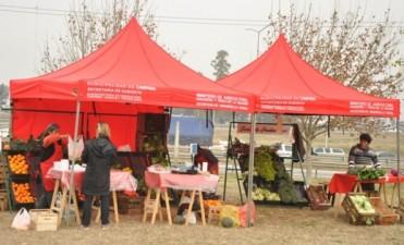 """La Feria de Productores Locales se presenta hoy en la Plaza """"España"""""""