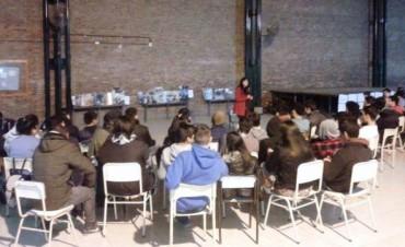 """Alumnos de la Escuela Técnica """"Luciano Reyes"""" realizaron un """"Encuentro Participativo"""" con Áreas Municipales"""
