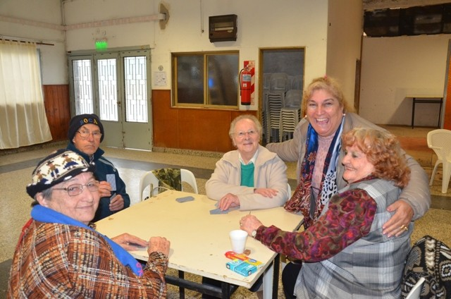 Juegos Bonaerenses: los adultos mayores finalizaron la etapa local