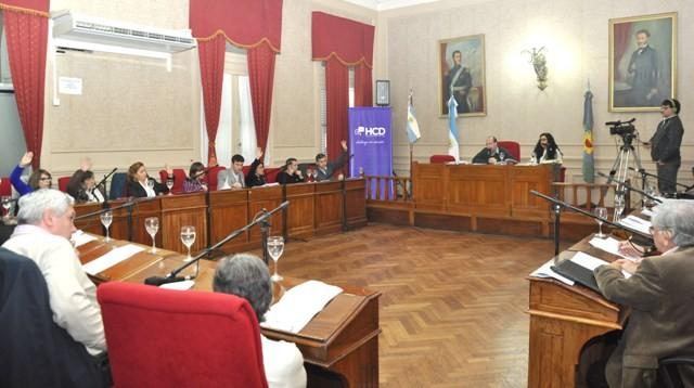 HCD: Finalmente se aprobó la ordenanza fiscal e impositiva