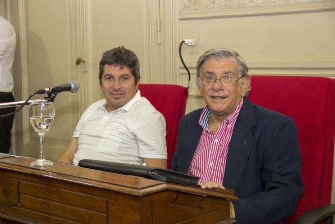 """Carlos Gómez: """"no era recomendable aumentar los impuestos en este momento de crisis"""""""