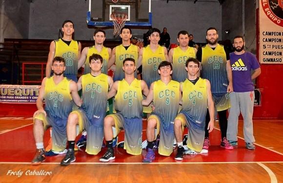 Club Ciudad de Campana supero sin problemas 99-76 a Defensores Unidos de Zárate