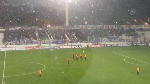 Villa Dálmine perdió con Patronato por penales 4 a 2 y quedó eliminado de la Copa Argentina