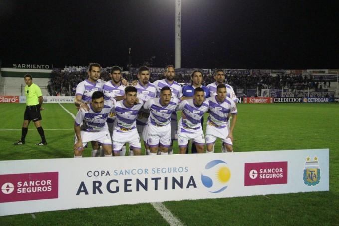 Patronato de Paranà eliminò a Villa Dàlmine de la Copa Argentina