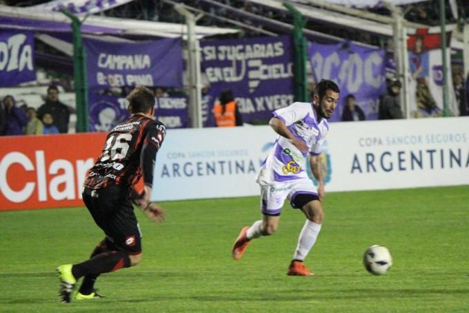 Walter Marchesi analizó la eliminación de Villa Dálmine en Copa Argentina