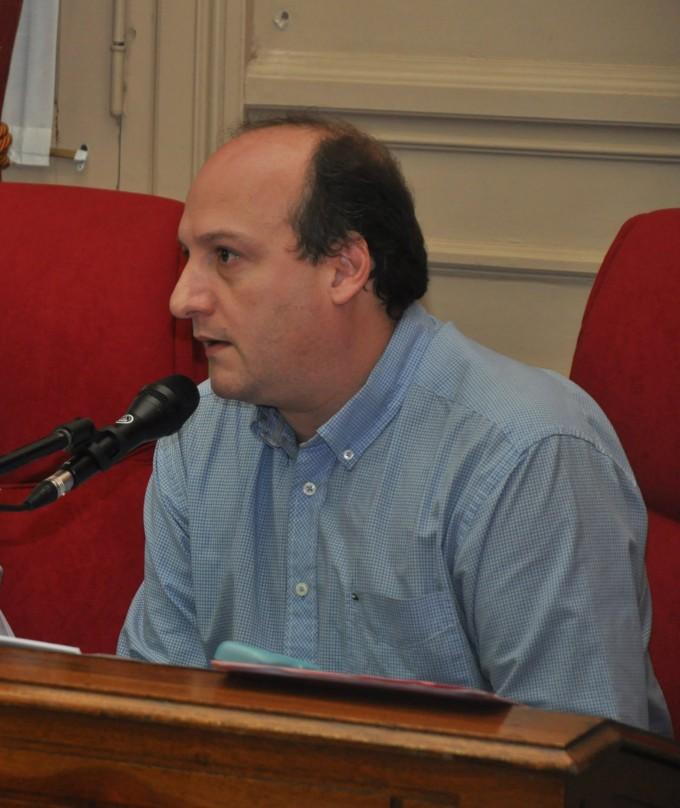 Sergio Roses contestò a los reclamos del Movimiento Estudiantil de Campana