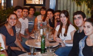"""Jóvenes del PRO presentaron el proyecto del """"Parlamento de la Juventud"""" en el HCD"""