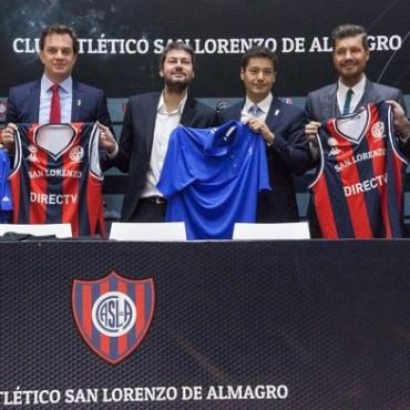 Histórico acuerdo entre San Lorenzo y la NBA