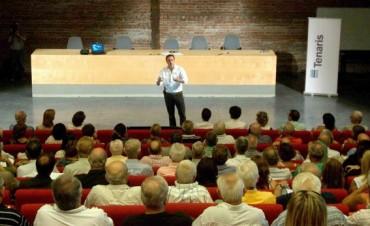 Tenaris Siderca presentó su programa de Desarrollo Social 2016