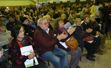Beneficiarios de la ley 24.374:  Más familias propietarias en Campana, Escobar y Pilar