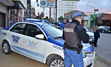 Fuerzas de seguridad desplegaron operativos simultáneos de control en distintos puntos de la ciudad