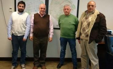 Autoridades municipales se capacitaron sobre protocolos de emergencia