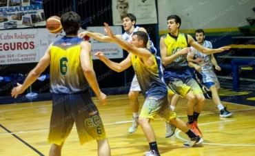 Club Ciudad de Campana recibe a Sportivo Escobar
