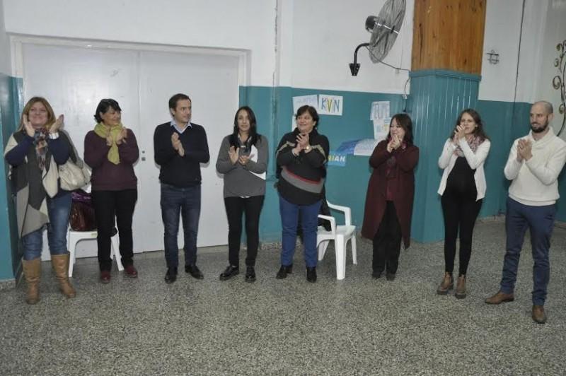Escuela en movimiento: capacitan a más de 80 directivos con una innovadora propuesta
