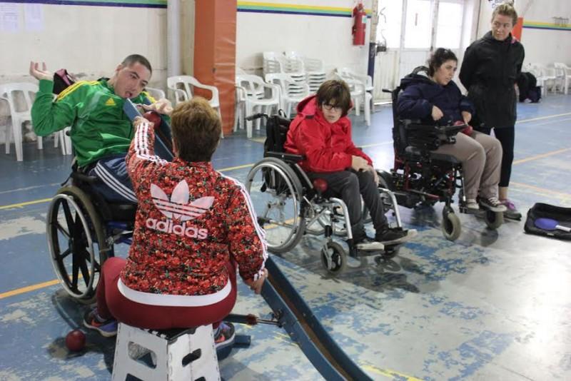 Juegos Bonaerenses 2017: se disputó la etapa local de discapacidad