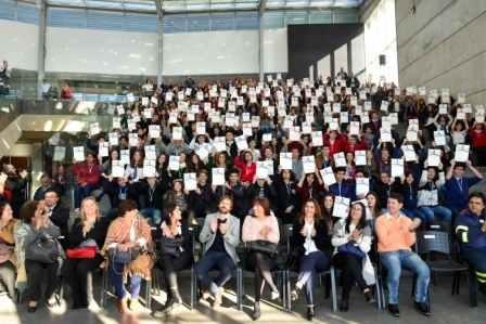 Más de 180 estudiantes de Campana y Zárate recibieron sus Becas al Mérito