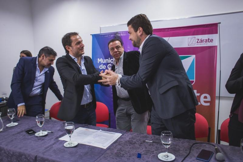 Campana y Zárate buscan ser ciudades emergentes y sostenibles