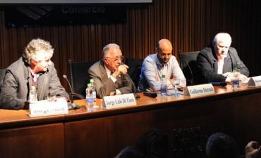 La CUCEI asistió a la reunión del Consejo General de la CACyS con la presencia del Ministro de Transporte Guillermo Dietrich