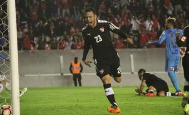 Independiente venció a Deportes Iquique 4-2