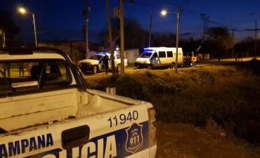 Seguridad: realizan operativos de saturación y control en San Cayetano y San Luciano