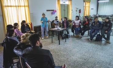 Se realizó el primer curso de preparto abierto a la comunidad