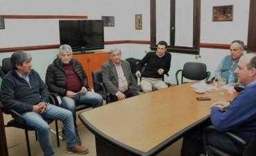 El HCD resolvió acompañar la gestión del Intendente para reactivar la obra de la Termoeléctrica Belgrano II