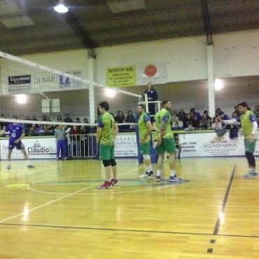Ciudad de Campana eliminado en semifinales por Lomas de Zamora