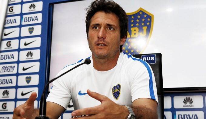 Guillermo Barros Schelotto: Boca tiene un límite