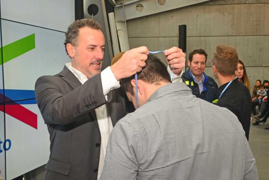 Se entregaron las Becas al Mérito a 189 estudiantes de Campana y Zárate