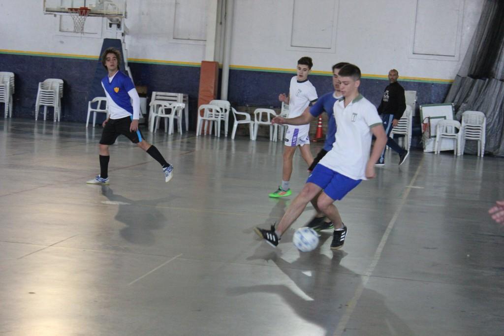 Juegos Bonaerenses 2018: se disputó la etapa local de Futsal