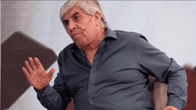 Moyano: Tras la multa tildó de