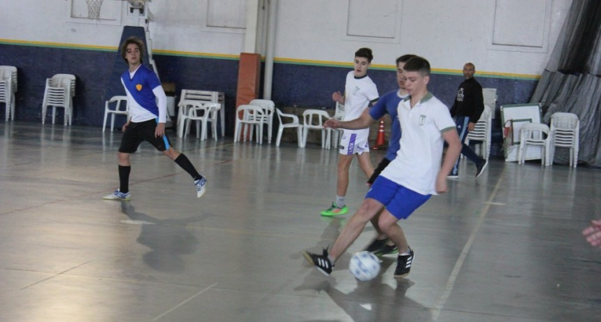 Juegos Bonaerenses 2018: se disputó la etapa local de Futsal