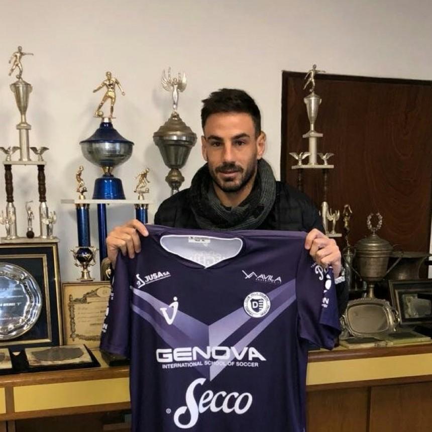 Villa Dàlmine sumò un nuevo jugador a su plantel