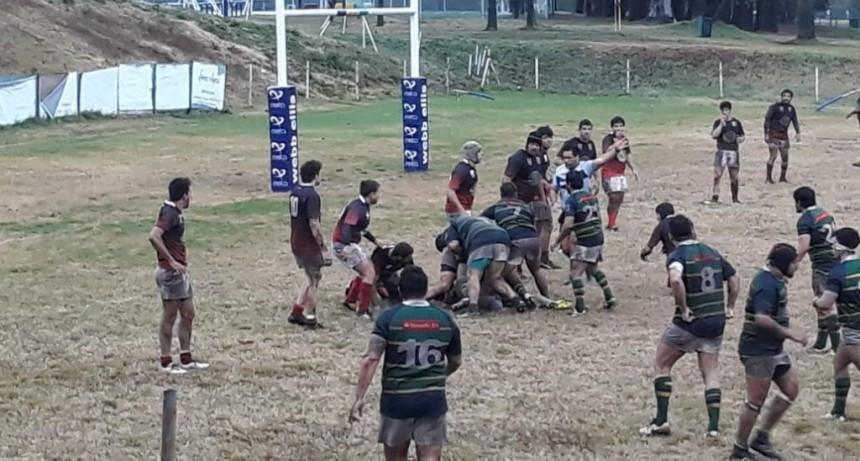 El Club Ciudad de Campana venció a Berisso Rugby por 59 a 17
