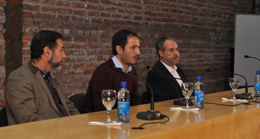 Campana presentó su Plan Local de Drogas con la SEDRONAR