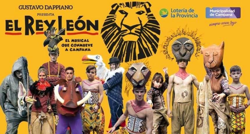 """Por localidades agotadas, se agrega una nueva función para """"El rey león"""""""