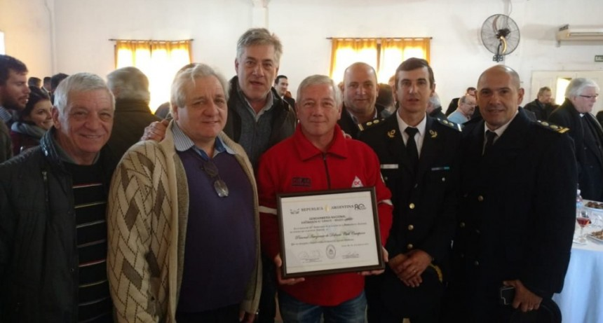 Destacan el rol de Defensa Civil en su trabajo con Gendarmería Nacional