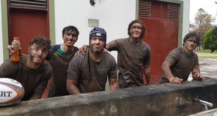 Ciudad de Campana venciò a Mercedes Rugby por 25 a 19