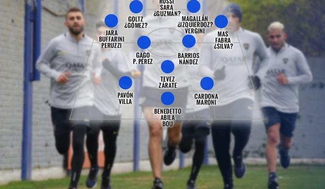 Boca Juniors se prepara para los desafios del segundo semestre