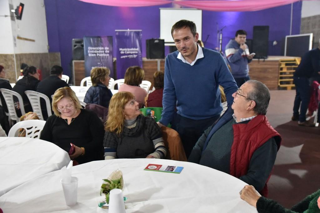 """Entidades de bien público participaron de una nueva edición de """"Estrechando Lazos"""""""