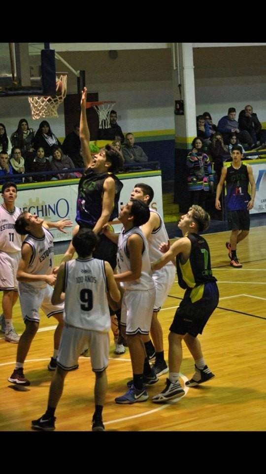 Los Sub 19  del Club Ciudad de Campana quedaron eliminados de la Liga Junior 2019