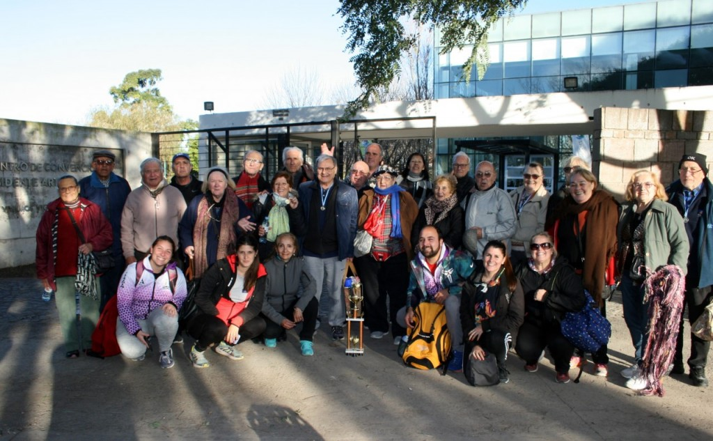 Jóvenes y adultos mayores compitieron en la etapa regional de los Juegos Bonaerenses