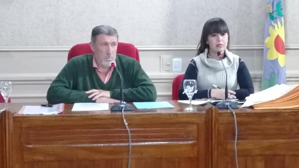 Se realizó la sesión ordinaria del Honorable Concejo Deliberante