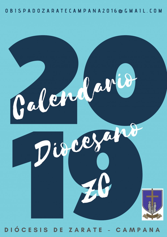 Calendario Diocesano Zárate-Campana